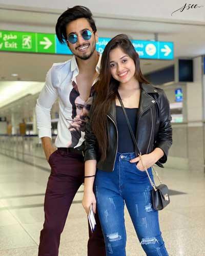 Jannat Zubair Rahmani boyfriend