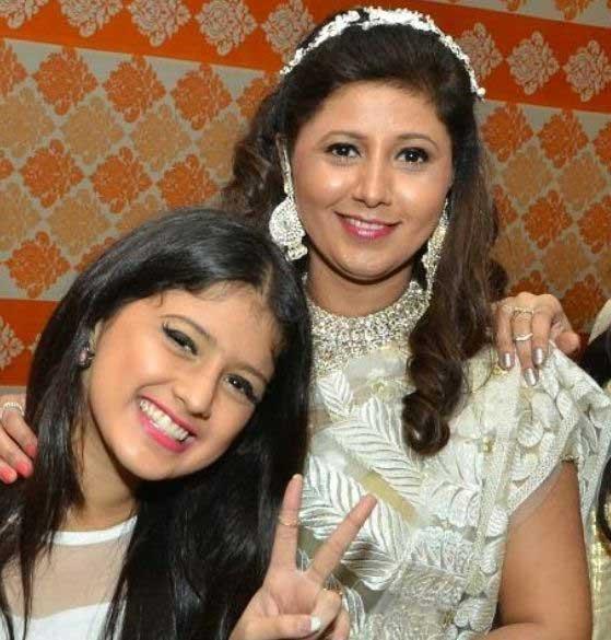 Arishfa khan family