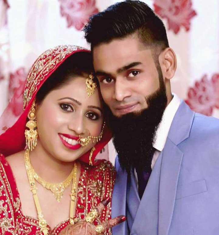 Aamir Siddiqui wife