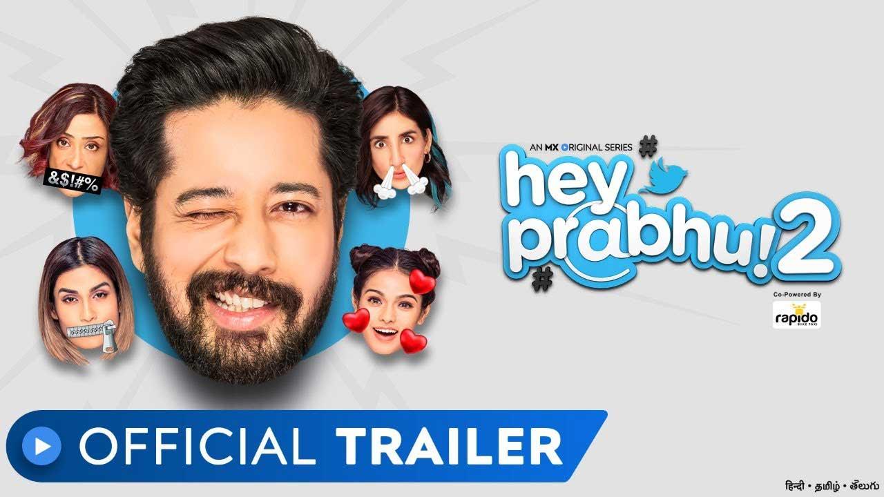 Hey Prabhu season 2 web series