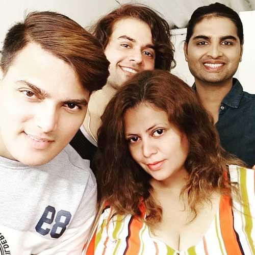 Sapna Sappu family