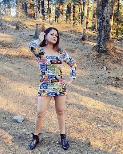Sapna Sappu hot pics