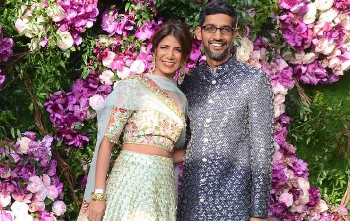 anjali pichai husband