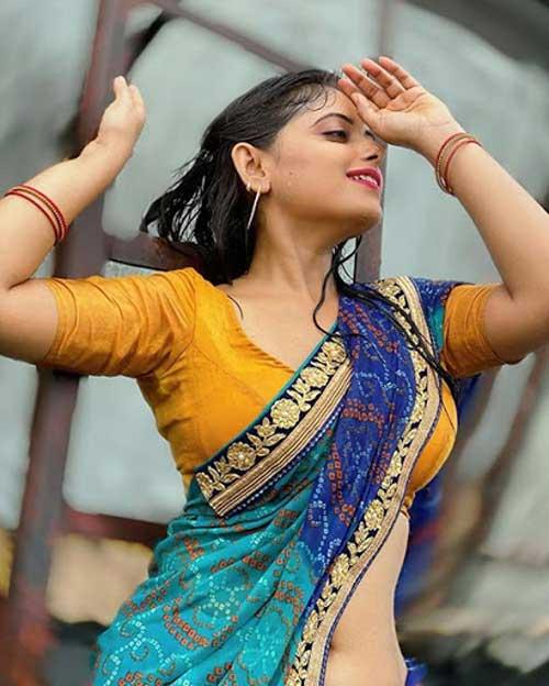 Sneha Paul saree photos