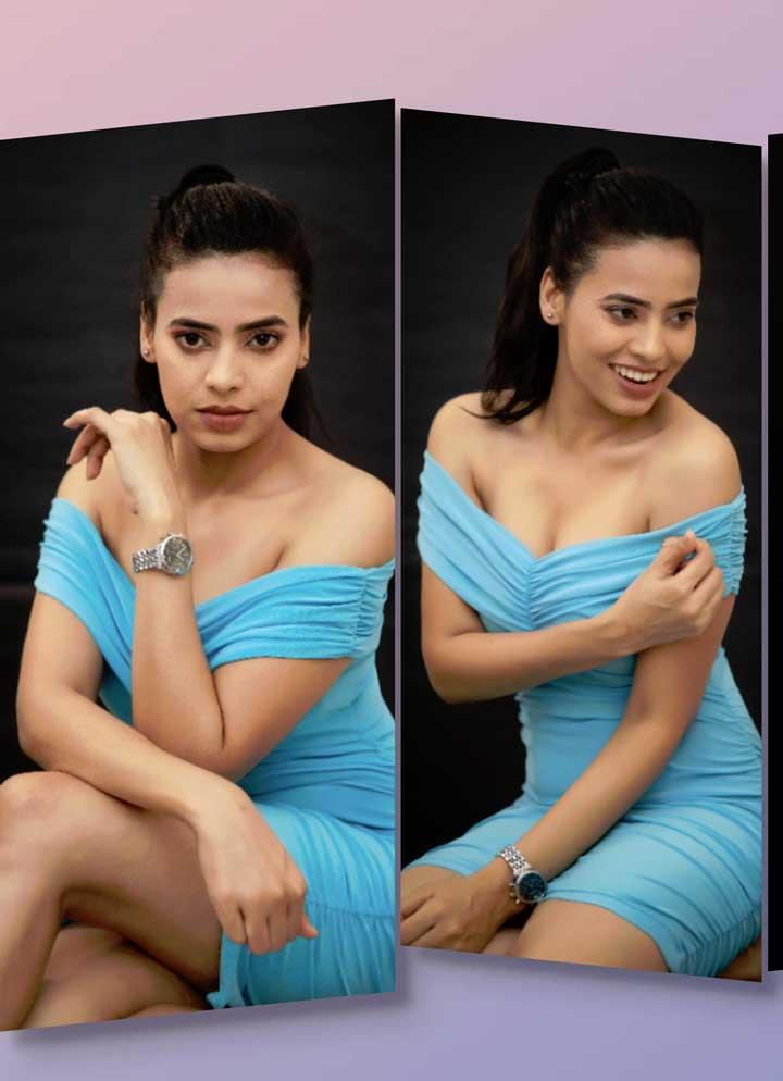 Shalini Sahay boob size