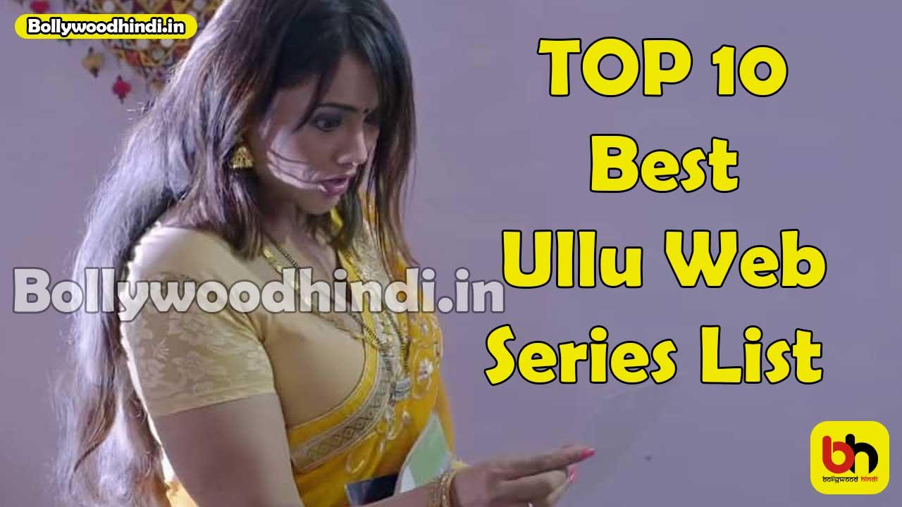 Top 10 Best ullu web series list