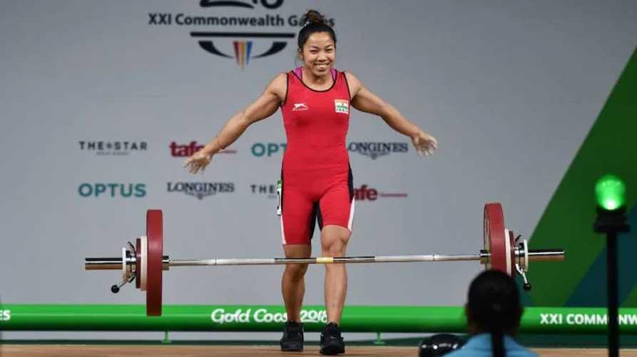 Saikhom Mirabai Chanu tokyo silver medal