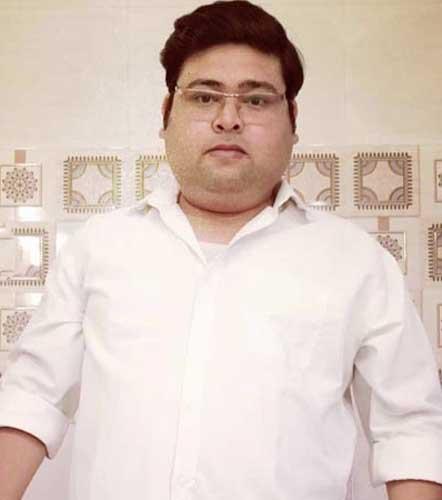Guru Saran Tiwari