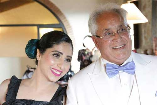 Neha Bhasin father
