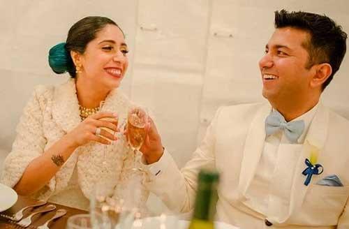 Neha Bhasin husband