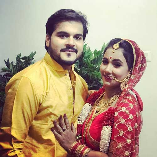 Trisha Kar Madhu husband
